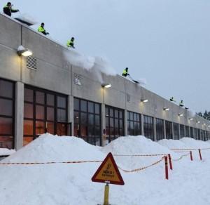 Lumenpudotus koulutuskeskus, suuret kohteet
