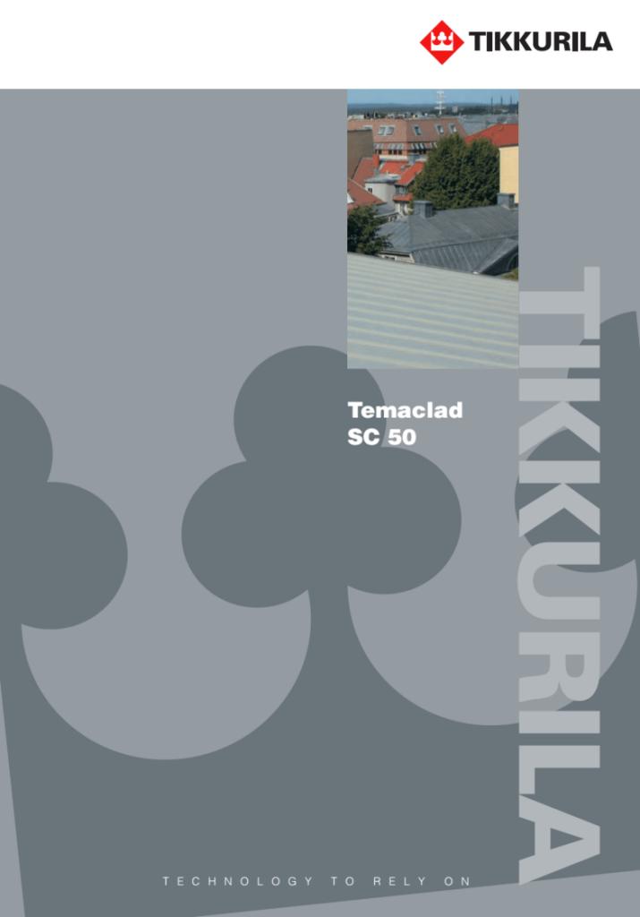 Temaclad SC 50